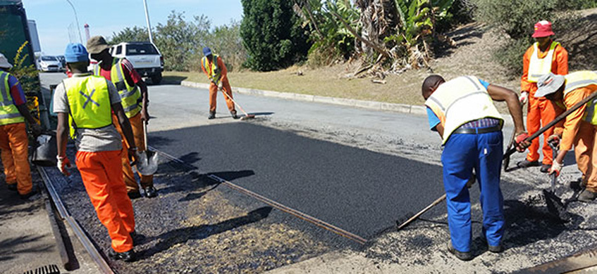 Asphalt Pacing, Surfacing, Road Maintenance